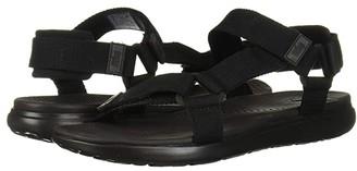 FitFlop Trailstar (Black) Men's Sandals