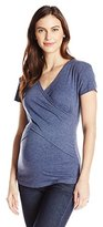 Ripe Maternity Women's Maternity Marle Embrace Short Sleeve