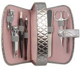 Jasmine La Belle Cosmetics Metallic Quilted Nail Set