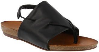 Spring Step Leather Thong Sandals - Madagascar