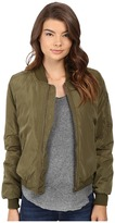 Brigitte Bailey Crazy Eights Flight Jacket