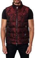 Jared Lang Men's Aspen Camo Down Puffer Vest