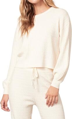 BB Dakota Cable Manners Sweater