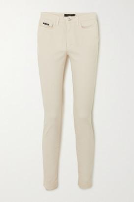 Dolce & Gabbana High-rise Skinny Jeans - White