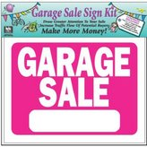 Hy-Ko Prod. Kit-13 Garage Sale Sign Kit
