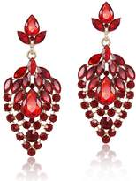 VEYO New Arrival Shining High Quality Crystal Elegant Wedding Earrings
