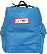 Hunter Nylon Canvas Backpack