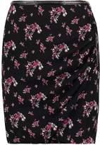 Ikks Wrap skirt noir