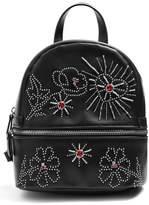 Topshop Rumina Embellished Mini Backpack