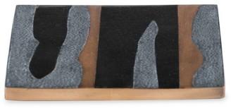 Kifu Paris Nautical Stripe 2-Piece Coaster Set