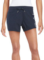 Calvin Klein Moisture-Wicking Cotton Performance Shorts