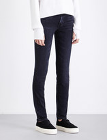 Helmut Lang Skinny mid-rise jeans