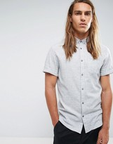 Kiomi Short Sleeve Shirt In Regular Fit