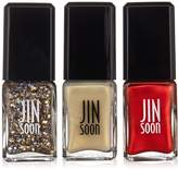 JINsoon JIN Soon Chinoiserie Collection: 3x Nail Lacquer (Glace, Cachet, Opulence) 3x 11ml
