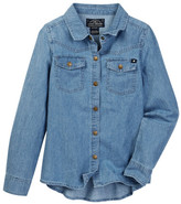 Lucky Brand Tracy Chambray Top (Big Girls)