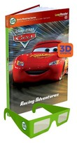 Leapfrog ; LeapReader Book: Disney Pixar Cars 3D - Target Exclusive (works with Tag)