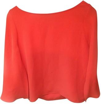 Maje Orange Top for Women