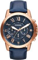 Fossil Fs4835 Strap Watch