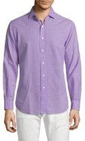 Polo Ralph Lauren Linen Spread Estate Collar Shirt