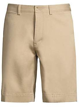 Polo Ralph Lauren Men's Suffield Solid Chino Shorts