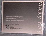Mary Kay Beauty Blotters Oil-Absorbing Tissues ~ 75/Pkg