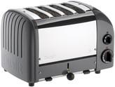 Dualit Classic Toaster - Cobble Grey - 4 Slot