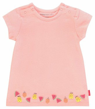 Noppies Baby Girls' G Dress ss Smiths AOP