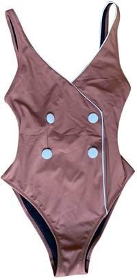 Solid & Striped Camel Swimwear for Women