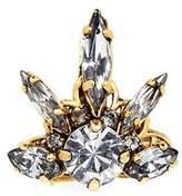 Erickson Beamon 'Rose Colored Glasses' Swarovski crystal ring
