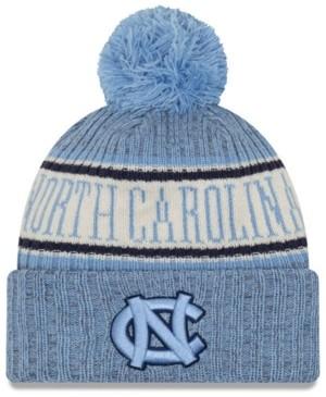 New Era North Carolina Tar Heels Sport Knit Hat