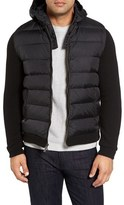 Woolrich Men's Quilted Sweater Jacket