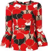 P.A.R.O.S.H. Polanski blouse - women - Polyester/Spandex/Elastane - XS