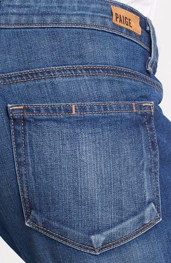 Paige 'Jacob' Boyfriend Jeans (Woodlands)