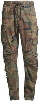 Hudson Jeans Tapered Camo Cargo Pants