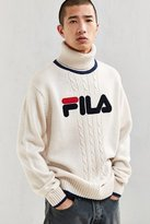 Fila + UO Chunky Roll Neck Sweater