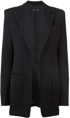 Proenza Schouler Wool Suiting Blazer