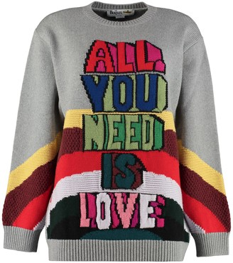 Stella McCartney all Together Now Virgin Wool Sweater