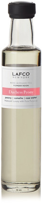 Lafco Inc. Duchess Peony Reed Diffuser Refill Powder Room, 8.4 oz./ 248 mL