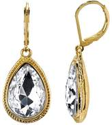 1928 Teardrop Earrings