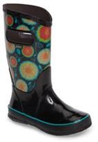 Bogs Toddler Girl's Wildflowers Waterproof Rain Boot
