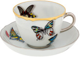 Christian Lacroix Butterfly Parade Coffee Cup & Saucer