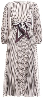 Zimmermann Sunray Long Sleeve Dress