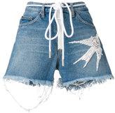 Off-White embellished shorts