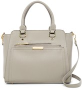 Urban Expressions Ivy Faux Leather Satchel