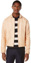 Perry Ellis Leather Ref Jacket