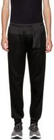 Cottweiler Black Contrast Lounge Pants
