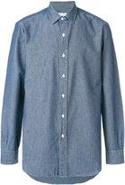 Salvatore Piccolo plain shirt