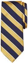 Brooks Brothers Mixed Weave Sidewheeler Stripe Tie
