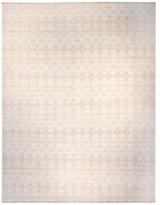 "F.J. Kashanian Peshawar Hand-Knotted Wool Rug (2'9""x11'5"")"