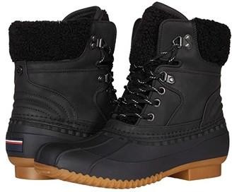 Tommy Hilfiger Rainah (Black) Women's Boots
